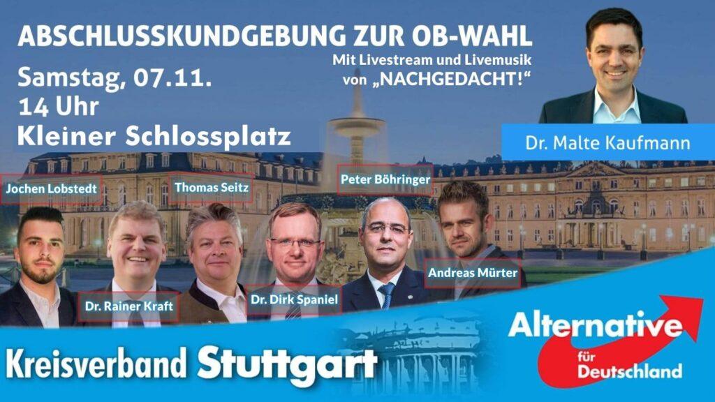 Ob Wahl Stuttgart